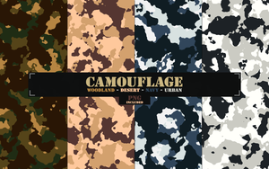 Camouflage by CIRQUAN