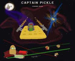 Captain Pickle Forever by AirTyler