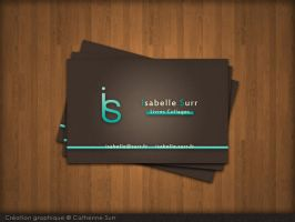 Business card by apricot-dreaming