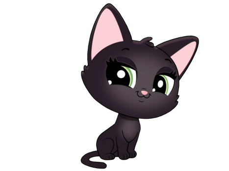 LPS pretty Jade Catkin vector by Ponygirlgreaser