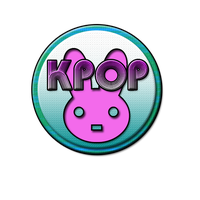 kpop logo for fun by snidgetdawn