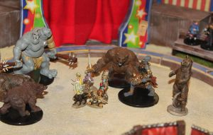 Pathfinder The Harrowing Midnight Circus 6 by MrVergee