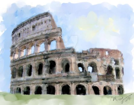 Coliseo by IrysArt