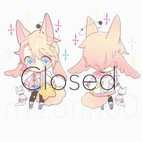 [CLOSED]  Small child adoptable by mizurene