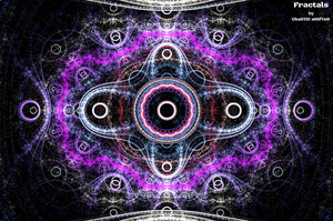 Cosmic Energy by chaoticshifter