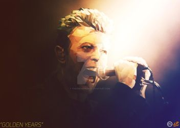 Golden Years - A Tribute to David Bowie by thepseudokiwi