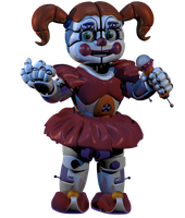 Circus Baby V5 by Fazersion