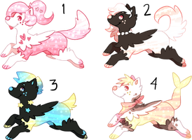 Tiny Pooches auction Closed by LiquidPooches