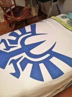 LOZ Sailcloth Blanket by Enlightenup23