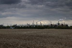 Industry Stock by Malleni-Stock