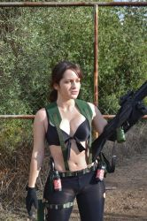 Quiet from MGS cosplay by Val-Raiseth