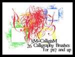 SM_CalligisM 1 by smashmethod