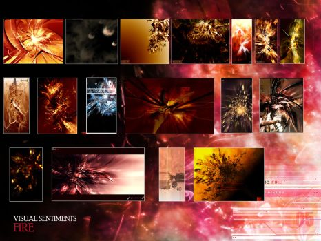 Elements :: fire by Visual-Sentiments
