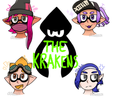 The Krakens by NatureGirl567