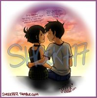 Fake out Makeout by shock777