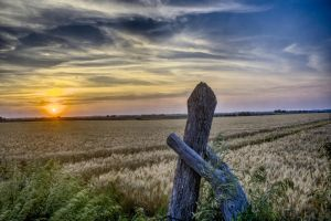 Sunset in the Heartland by FabulaPhoto