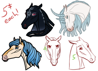 YHH Busts [OPEN] 2/5 by ShayEveryDay