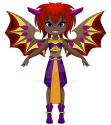 Crystal Dragon Male [Open Adopt] by ChibiShay