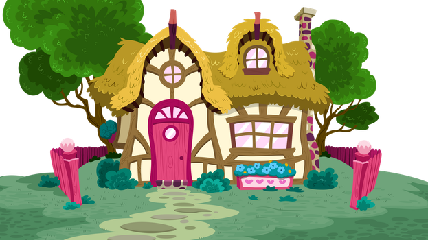 Petunia's House by Lahirien