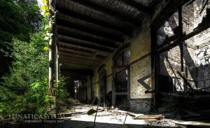House of degradation - Sanatorium E by ThomasSmit