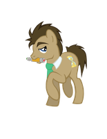 Doctor Whooves by HisuiKaihane