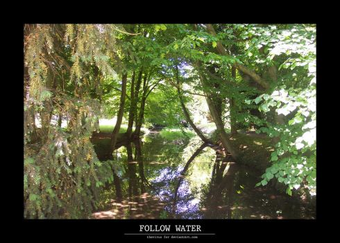 Follow water by thevirus2077