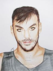 Shannon Leto by bianqui-creates