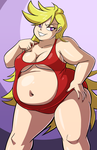 Commission - Swimsuit Panty by Axel-Rosered