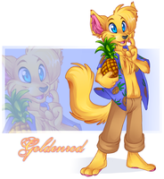 Goldenrod Commission by Kuitsuku