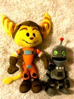 - My Ratchet and Clank Plushies ! - by sonicwindartist