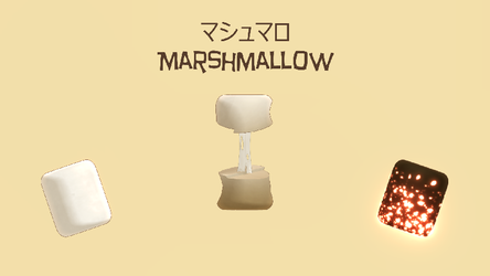 MMD - Marshmallow DL by MagicalPouchOfMagic