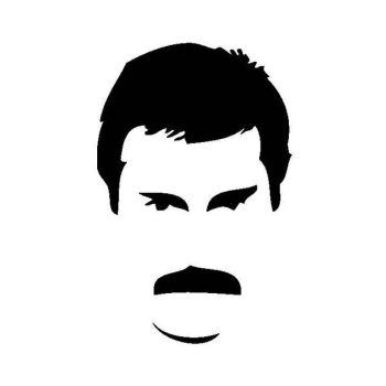 Freddie Mercury by adamp408