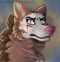 [YCH] Arrie by ElectricExploder