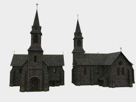 Church stock by ED-resources