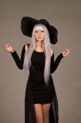 Modern Witch I by tanit-isis-stock