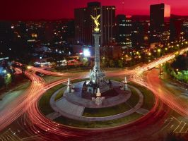 Mexico City by abbad0n