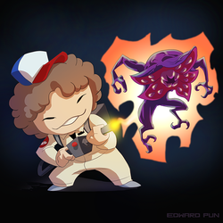 StrangerThings2 by pungang
