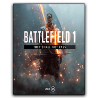 Battlefield 1 They Shall Not Pass by Mugiwara40k