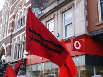 Down With Vodafone by owens