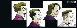 Joker FB cover by RickCelis