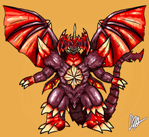 Destroyah by RadicalGator