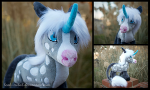 Plush Commission - Caravelle by Leah-Tribal