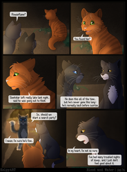 Warriors: Blood and Water - Page 76 by KelpyART