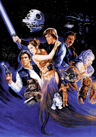 Return of the Jedi Poster 2 by Plamdi