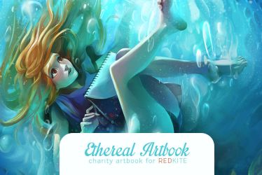 Ethereal Artbook Preview by speakyst