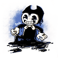 Bendy And The Ink Machine by Rumay-Chian