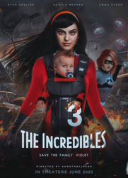 The Incredibles by BeMyOopsHi