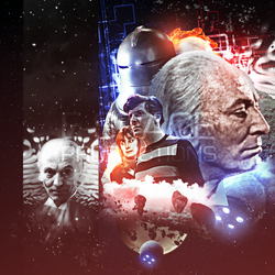 Doctor Who The Sontarans Cover Art Remake V2 by E-SPACE-Productions