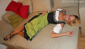 Too much beer at Oktoberfest ? by lakehurst-images