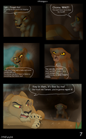 Raised By Cheetahs - Prologue - Page 7 by JYNFury14